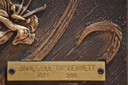 BENNETT, JAMES LEE (TIN) - Maricopa County, Arizona   JAMES LEE (TIN) BENNETT - Arizona Gravestone Photos