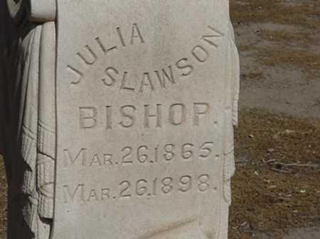 BISHOP, JULIA - Maricopa County, Arizona | JULIA BISHOP - Arizona Gravestone Photos