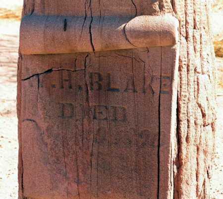 BLAKE, WILLIAM H - Maricopa County, Arizona   WILLIAM H BLAKE - Arizona Gravestone Photos