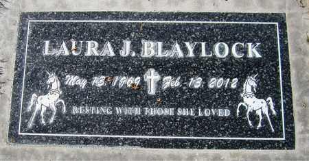 BLAYLOCK, LAURA J. - Maricopa County, Arizona | LAURA J. BLAYLOCK - Arizona Gravestone Photos