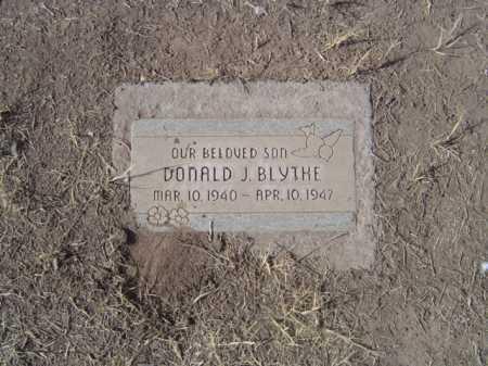 BLYTHE, DONALD - Maricopa County, Arizona | DONALD BLYTHE - Arizona Gravestone Photos