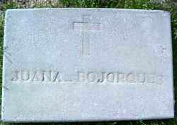 BOJORQUES, JUANA - Maricopa County, Arizona   JUANA BOJORQUES - Arizona Gravestone Photos