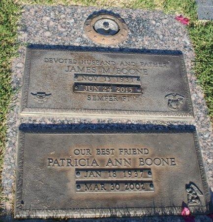 BOONE, PATRICIA ANN - Maricopa County, Arizona | PATRICIA ANN BOONE - Arizona Gravestone Photos
