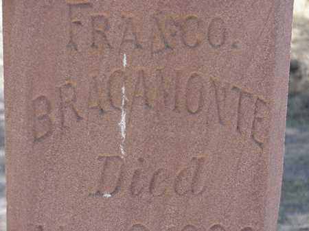 BRACAMONTE, FRANCO - Maricopa County, Arizona | FRANCO BRACAMONTE - Arizona Gravestone Photos