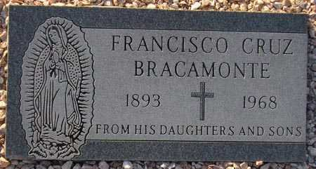 BRACAMONTE, FRANCISCO CRUZ - Maricopa County, Arizona   FRANCISCO CRUZ BRACAMONTE - Arizona Gravestone Photos
