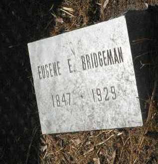 BRIDGEMAN, EUGENE E - Maricopa County, Arizona   EUGENE E BRIDGEMAN - Arizona Gravestone Photos