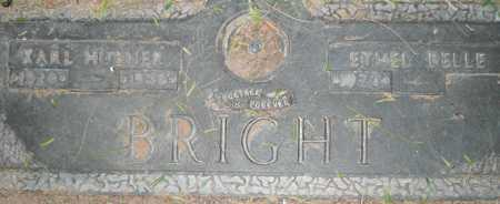 BRIGHT, KARL HUBNER - Maricopa County, Arizona   KARL HUBNER BRIGHT - Arizona Gravestone Photos