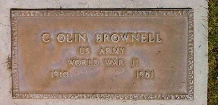 BROWNELL, C OLIN - Maricopa County, Arizona | C OLIN BROWNELL - Arizona Gravestone Photos