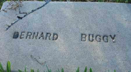 BUGGY, BERNARD J. - Maricopa County, Arizona | BERNARD J. BUGGY - Arizona Gravestone Photos
