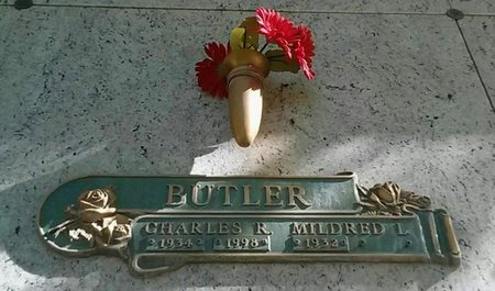 BUTLER, CHARLES R. - Maricopa County, Arizona | CHARLES R. BUTLER - Arizona Gravestone Photos