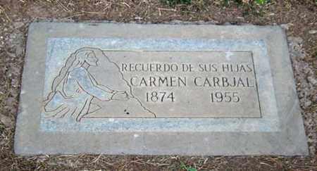 CARBAJAL, CARMEN - Maricopa County, Arizona | CARMEN CARBAJAL - Arizona Gravestone Photos