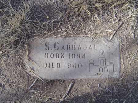 CARBAJAL, SERAPHINA - Maricopa County, Arizona | SERAPHINA CARBAJAL - Arizona Gravestone Photos