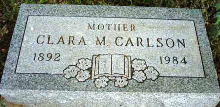 CARLSON, CLARA M. - Maricopa County, Arizona | CLARA M. CARLSON - Arizona Gravestone Photos