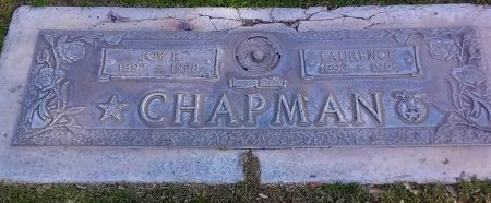 CHAPMAN, JOY F. - Maricopa County, Arizona | JOY F. CHAPMAN - Arizona Gravestone Photos