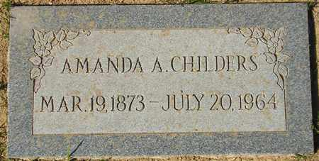 CHILDERS, AMANDA A. - Maricopa County, Arizona   AMANDA A. CHILDERS - Arizona Gravestone Photos