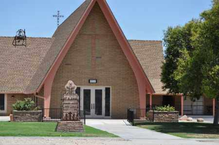 *CHURCH, PHOTO - ST ALBAN'S - Maricopa County, Arizona | PHOTO - ST ALBAN'S *CHURCH - Arizona Gravestone Photos