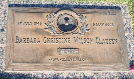 CLAUSEN, BARBARA CHRISTINE - Maricopa County, Arizona   BARBARA CHRISTINE CLAUSEN - Arizona Gravestone Photos