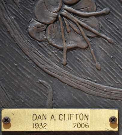 CLIFTON, DAN A. - Maricopa County, Arizona   DAN A. CLIFTON - Arizona Gravestone Photos