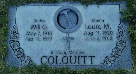 COLQUITT, LAURA M. - Maricopa County, Arizona | LAURA M. COLQUITT - Arizona Gravestone Photos