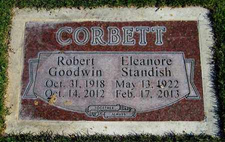 STANDISH CORBETT, ELEANORE - Maricopa County, Arizona | ELEANORE STANDISH CORBETT - Arizona Gravestone Photos