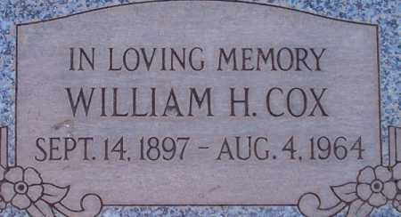 COX, WILLIAM H. - Maricopa County, Arizona | WILLIAM H. COX - Arizona Gravestone Photos