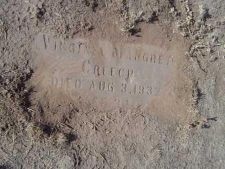 CREECH, VIRGINIA - Maricopa County, Arizona | VIRGINIA CREECH - Arizona Gravestone Photos
