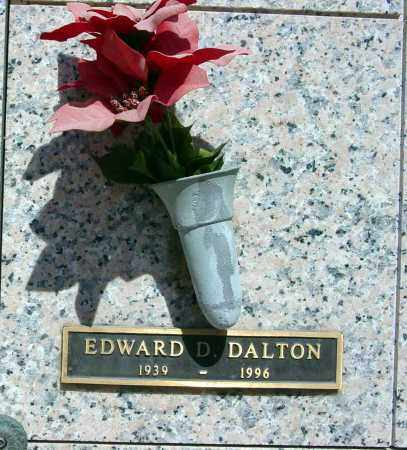 DALTON, EDWARD DEAN - Maricopa County, Arizona   EDWARD DEAN DALTON - Arizona Gravestone Photos