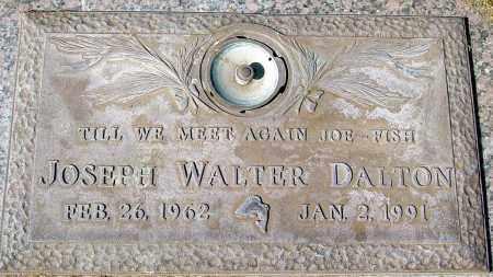 DALTON, JOSEPH WALTER - Maricopa County, Arizona | JOSEPH WALTER DALTON - Arizona Gravestone Photos