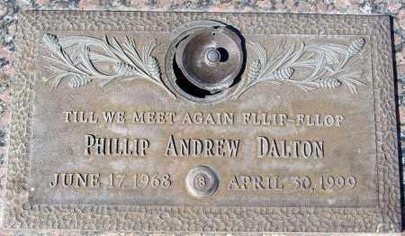 DALTON, PHILLIP ANDREW - Maricopa County, Arizona   PHILLIP ANDREW DALTON - Arizona Gravestone Photos