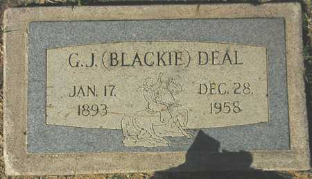DEAL, G. J. - Maricopa County, Arizona   G. J. DEAL - Arizona Gravestone Photos