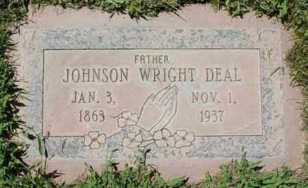 DEAL, JOHNSON WRIGHT - Maricopa County, Arizona | JOHNSON WRIGHT DEAL - Arizona Gravestone Photos