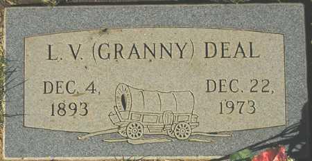 DEAL, L. V. - Maricopa County, Arizona | L. V. DEAL - Arizona Gravestone Photos