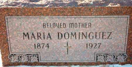 DOMINGUEZ, MARIA - Maricopa County, Arizona | MARIA DOMINGUEZ - Arizona Gravestone Photos