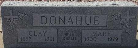 DONAHUE, CLAY - Maricopa County, Arizona   CLAY DONAHUE - Arizona Gravestone Photos