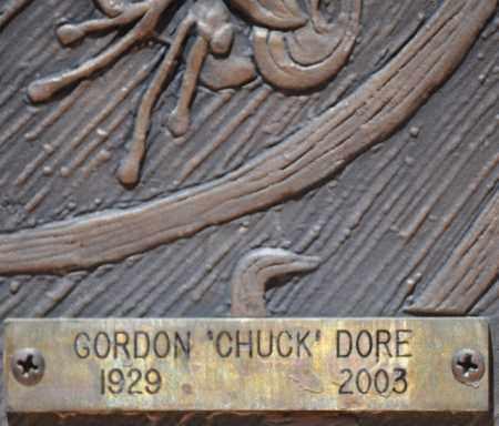 DORE, GORDON (CHUCK) - Maricopa County, Arizona | GORDON (CHUCK) DORE - Arizona Gravestone Photos
