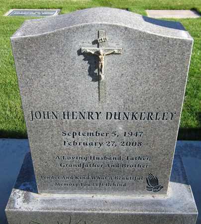 DUNKERLEY, JOHN HENRY - Maricopa County, Arizona | JOHN HENRY DUNKERLEY - Arizona Gravestone Photos