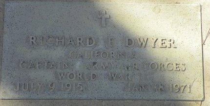 DWYER, RICHARD E - Maricopa County, Arizona   RICHARD E DWYER - Arizona Gravestone Photos