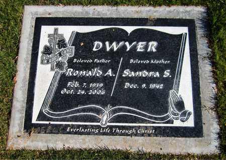 DWYER, RONALD A. - Maricopa County, Arizona | RONALD A. DWYER - Arizona Gravestone Photos