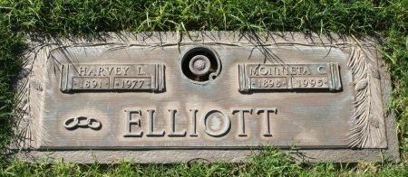 ELLIOTT, MONNIETA C - Maricopa County, Arizona | MONNIETA C ELLIOTT - Arizona Gravestone Photos