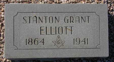 ELLIOTT, STANTON GRANT - Maricopa County, Arizona | STANTON GRANT ELLIOTT - Arizona Gravestone Photos