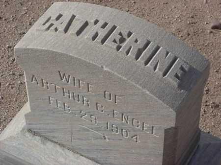 ENGLE, CATHERINE - Maricopa County, Arizona   CATHERINE ENGLE - Arizona Gravestone Photos