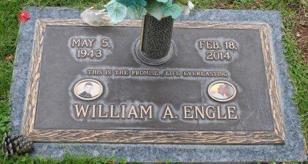 ENGLE, WILLIAM A - Maricopa County, Arizona | WILLIAM A ENGLE - Arizona Gravestone Photos