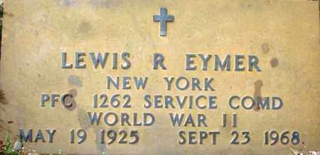 EYMER, LEWIS ROSSMAN - Maricopa County, Arizona | LEWIS ROSSMAN EYMER - Arizona Gravestone Photos