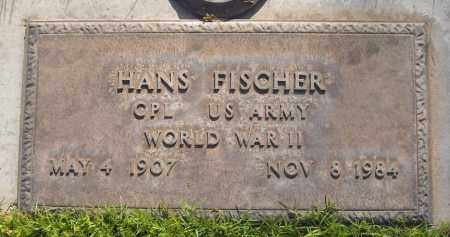 FISCHER, HANS - Maricopa County, Arizona | HANS FISCHER - Arizona Gravestone Photos