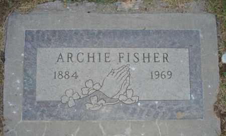 FISHER, ARCHIE - Maricopa County, Arizona | ARCHIE FISHER - Arizona Gravestone Photos