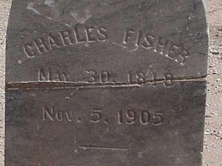 FISHER, CHARLES - Maricopa County, Arizona | CHARLES FISHER - Arizona Gravestone Photos
