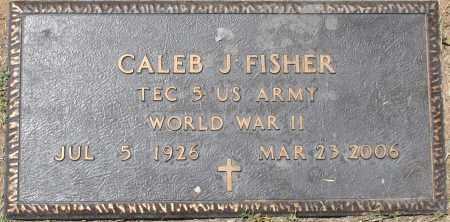 FISHER, CALEB J. - Maricopa County, Arizona | CALEB J. FISHER - Arizona Gravestone Photos