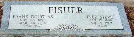 FISHER, INEZ (STEVE) - Maricopa County, Arizona | INEZ (STEVE) FISHER - Arizona Gravestone Photos