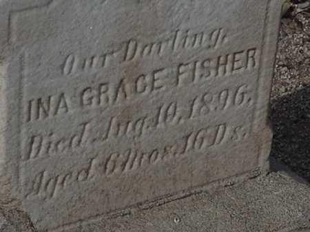 FISHER, INA GRACE - Maricopa County, Arizona   INA GRACE FISHER - Arizona Gravestone Photos