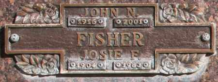 FISHER, JOHN N - Maricopa County, Arizona | JOHN N FISHER - Arizona Gravestone Photos